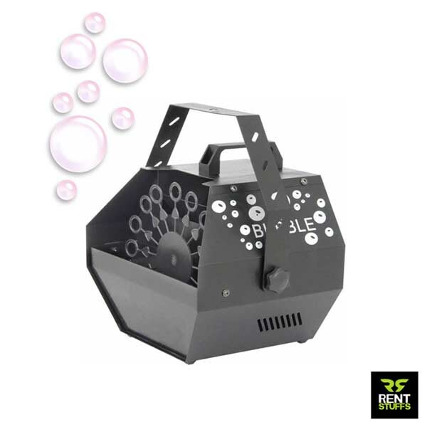 Bubble Machines for Rent