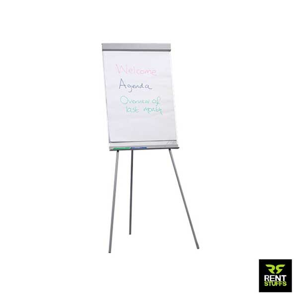 Flip Chart Board for rent or Sale