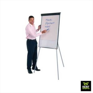 Flipchart Board for Rent with Stand Rent Stuffs