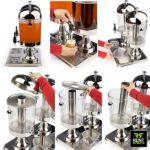 Ice Cold Double Juice / Beverage Dispenser Rent