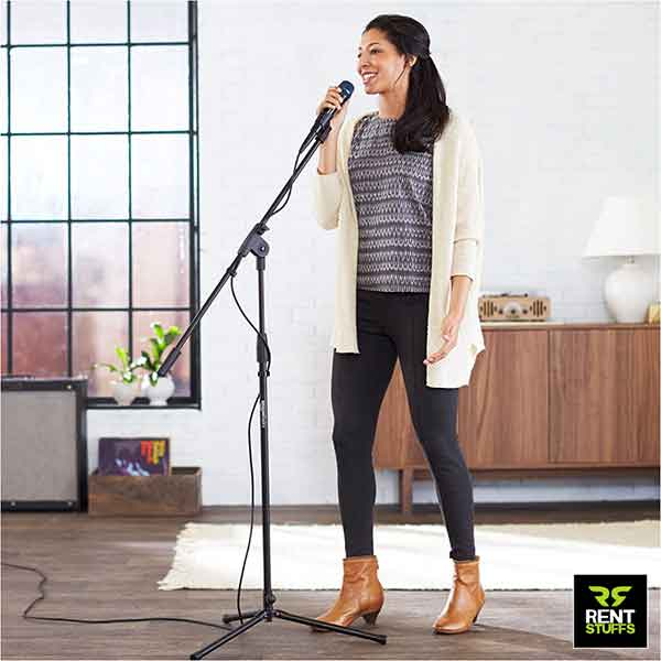 Microphone Stand for Rent in Sri Lanka