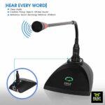 Podium Desktop Microphone for Rent