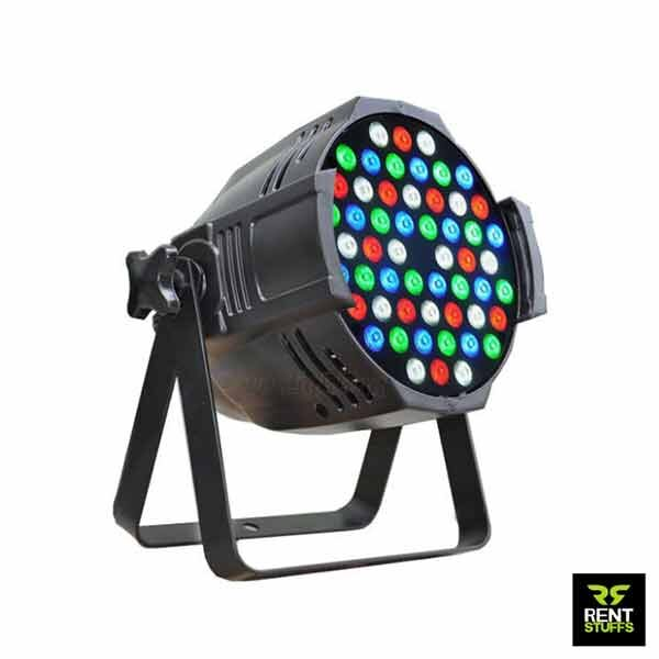 RGB Power Can Color Wash Light for Rent
