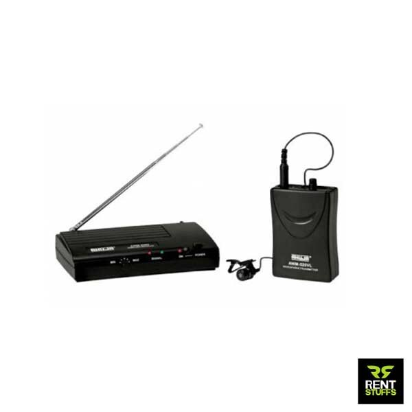 Wireless Clip on Mic for Rent
