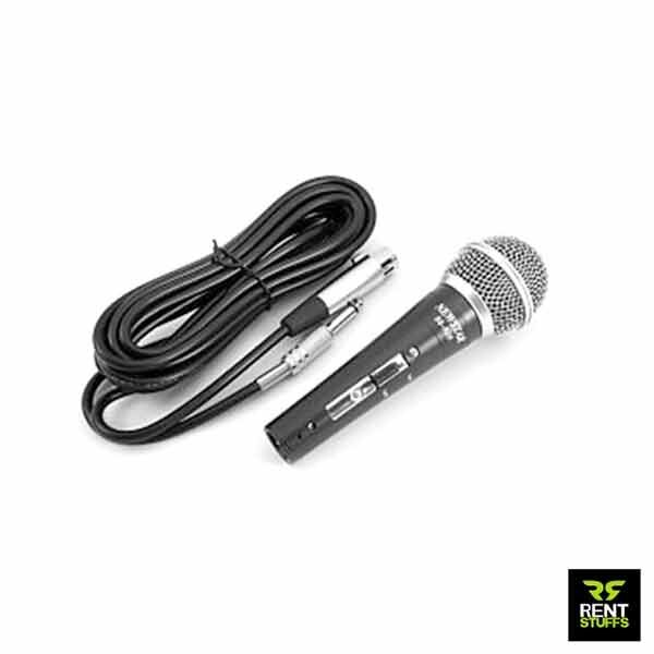 Wired Microphone for Rent
