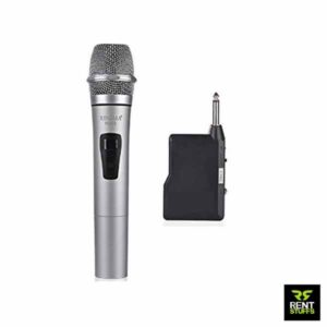 Wireless FM Microphone for Rent