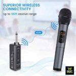 Wireless Handheld Microphone for hire Colombo Sri Lanka