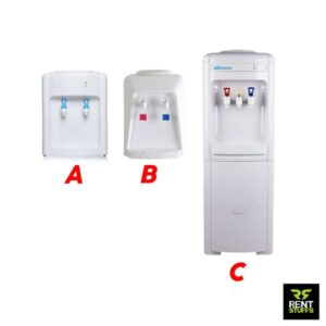 Hot Cold Water Dispenser for Rent