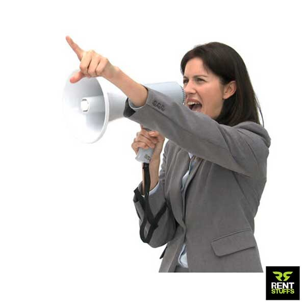 Rent Stuffs is the leading Megaphones rental company in Sri Lanka.