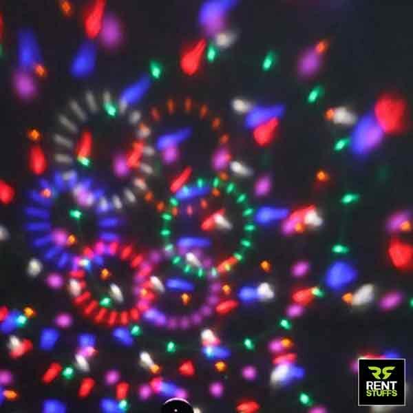 Mini DJ Disco Party Light for Rent