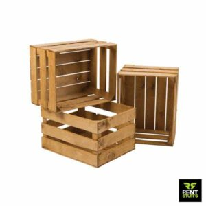Rent Stuffs provides wide range of wooden crates for rent in Sri Lanka. We have wooden crates in various sizes for rent.