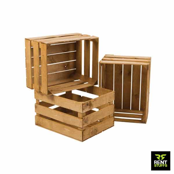 Wooden Crates for Rent in Sri Lanka