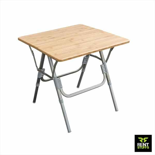 Folding Picnic Table for Rent.
