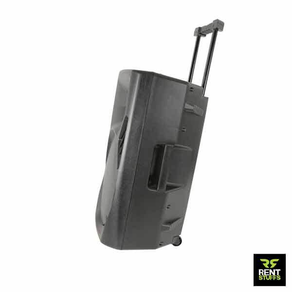 Portable Speaker for Rent Colombo