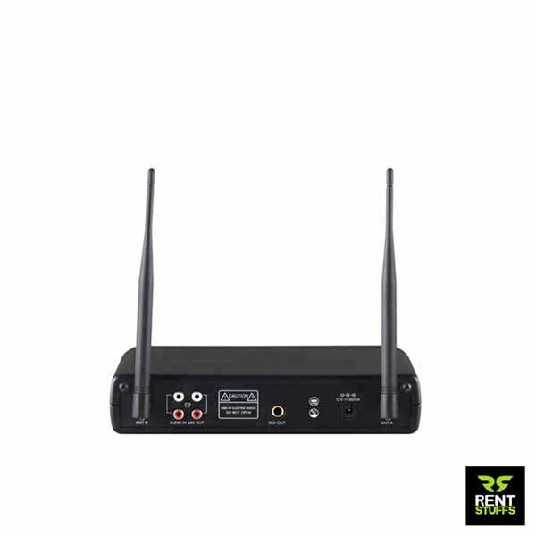 Wireless VHF Microphones for Rent ( Two sets )