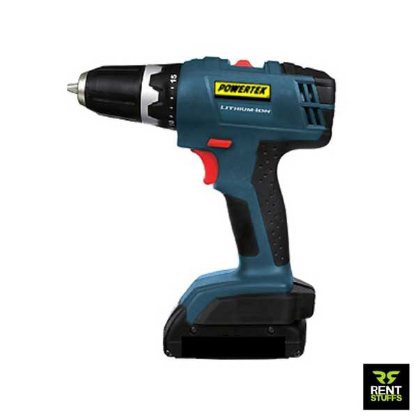 Cordless Drill for Rent – Rent Stuffs Tools Rent