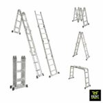 Multi Purpose Aluminum Ladder for Rent