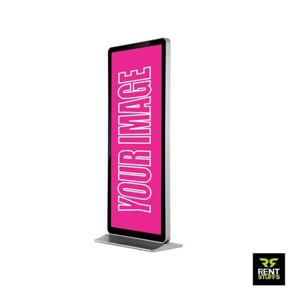 Floor Standing Poster Stand for Rent