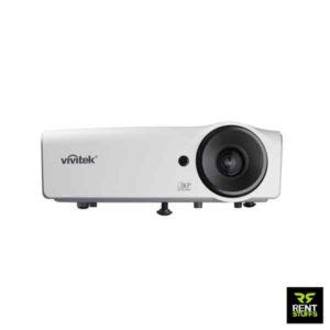Vivitek d555 - 3000 lumen Projectors for Rent in Sri Lanka