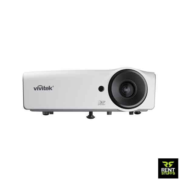 Vivitek d555 – 3000 lumen Projectors for Rent in Sri Lanka