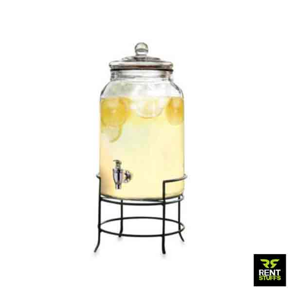 Rent Stuffs is the best palace to rent Glass Beverage Dispensers in Sri Lanka.