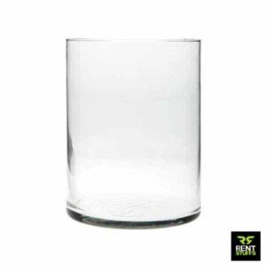 Glass Cylinder Vases for rent in Sri Lanka