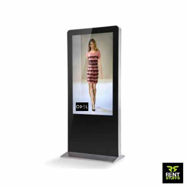 LED Android Vertical Kiosk for Rent in Sri Lanka