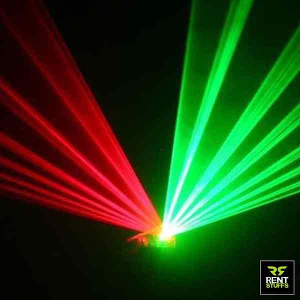Laser light big dipper for rent in Sri Lanka