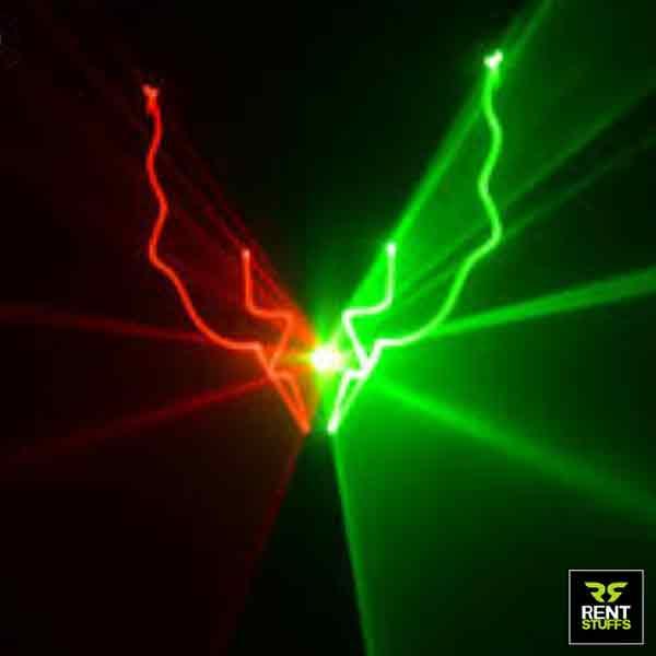 Laser lights big dipper for rent in Sri Lanka
