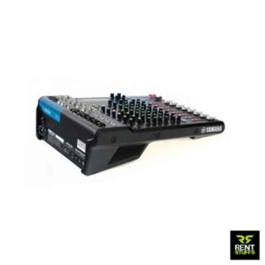 Yamaha 7 Channel Mixer for Rent