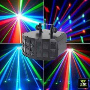 Derby Mini Laser Light for Rent in Sri Lanka by Rent Stuffs