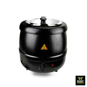 Electric Soup Warmer for Rent by Rent Stuffs in Sri Lanka