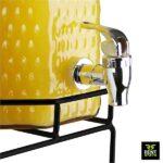 Glass juice dispenser for rent in Sri Lanka Rent Stuffs 12L