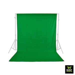 Green Cloth Background for Rent in Sri Lanka by rent Stuffs for Backdrops
