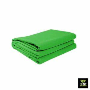 Green Cloth Backdrop for Rent in Sri Lanka