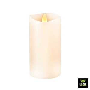 Rent Stuffs is the best place for rechargeable LED Candle rental in Sri Lanka. We have range of candles for Rent