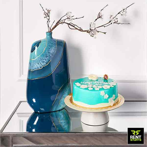 Wooden Cake Stands for rent in Sri Lanka