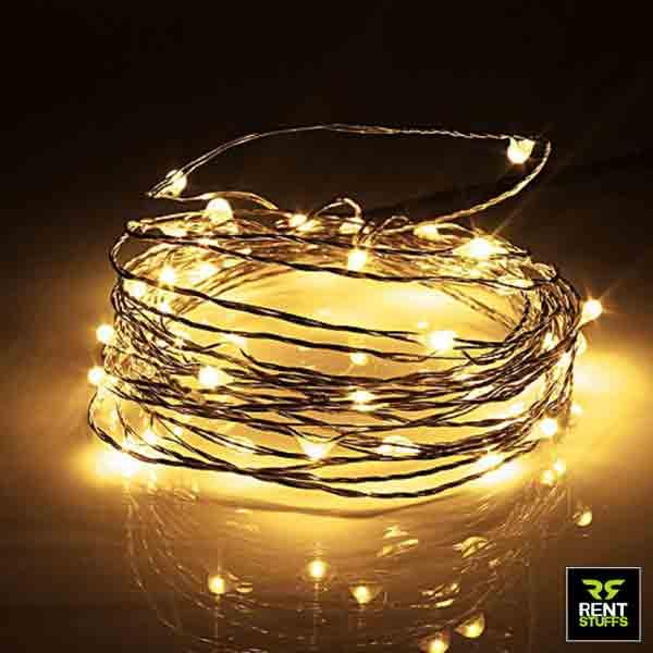 LED Fairy Lights for Rent