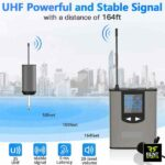 Uhf Wireless Headset Clip-on Microphones for rent in Sri Lanka