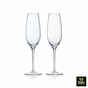 Champagne Flute glass for Rent