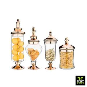 Candy Jars for rent in Sri Lanka