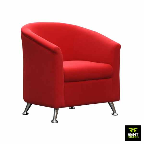 Lobby chairs for rent in Sri Lanka