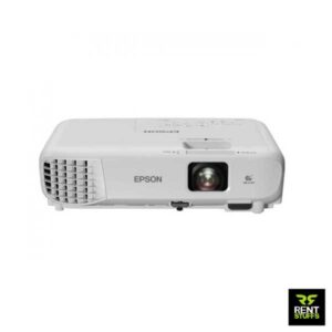 Rent Stuffs is best place to rent Epson Projectors in Sri Lanka. We have wide range of high quality multimedia projectors for rent.