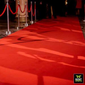 Red Carpet for Rent in Sri Lanka by Rent Stuffs