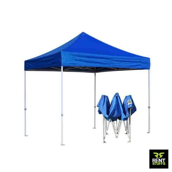 Blue Canopy Tents for Rent in Sri Lanka By Rent Stuffs