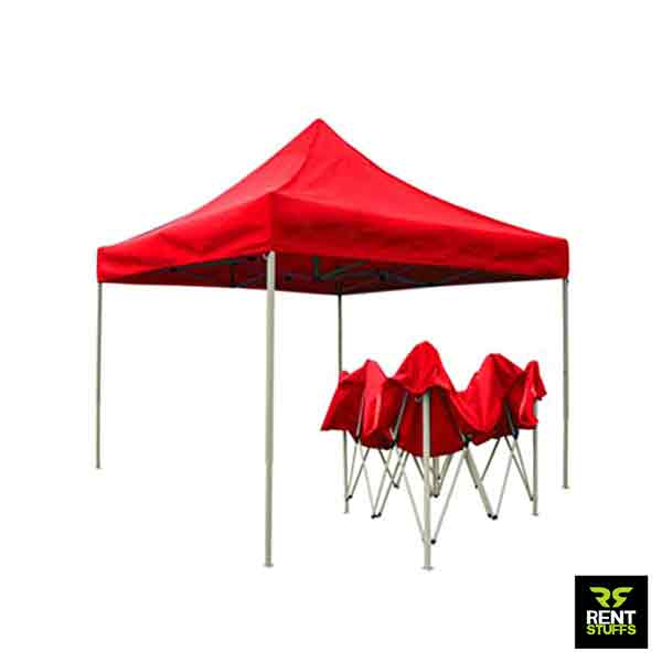 Blue Canopy Tents for Rent in Sri Lanka By Rent Stuffs Colombo