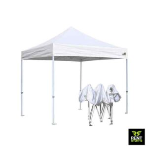 White Canopy Tents for Rent in Sri Lanka By Rent Stuffs