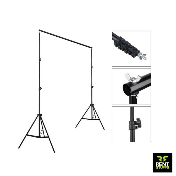 Backdrop Stand for hire in Colombo