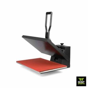 Rent Stuffs in the best place to rent Flatbed Heat Press in Sri Lanka. We have range of garment machinery and tools for rent.