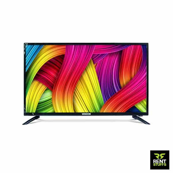 LED Smart TV for rent in Sri Lanka 32 Inch
